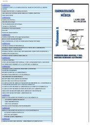 VOLUMEN I farmacologia (5volumenes)