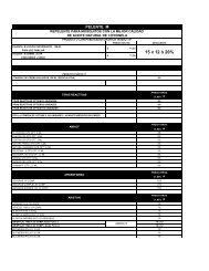 Listado Marzo Abril 2010 Ofertas Droguería Garzon
