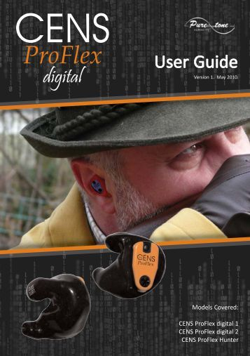 CENS ProFlex User Guide V2_Layout 1 - CENS digital