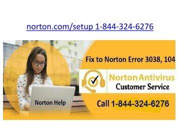 Norton.com/NU16 | 1 844-324-6276 | Norton com setup