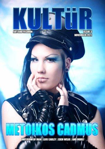 Kultur - Issue 3