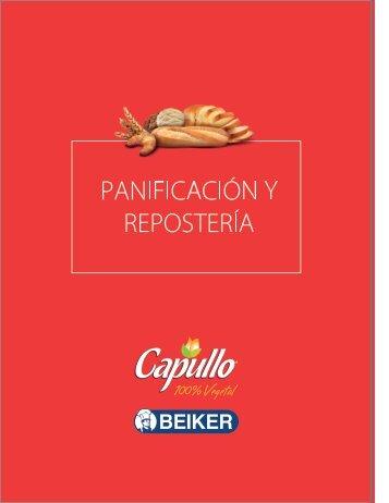 Catalogo de productos Capullo Panificación Nuevo