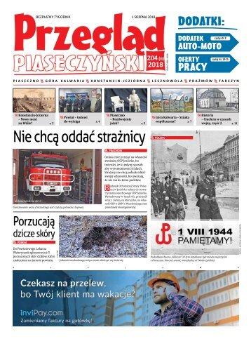 Przegląd Piaseczyński, wydanie 204