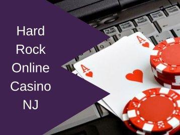 Hard Rock Online Casino NJ