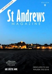 St Andrews Magazine Edition 03