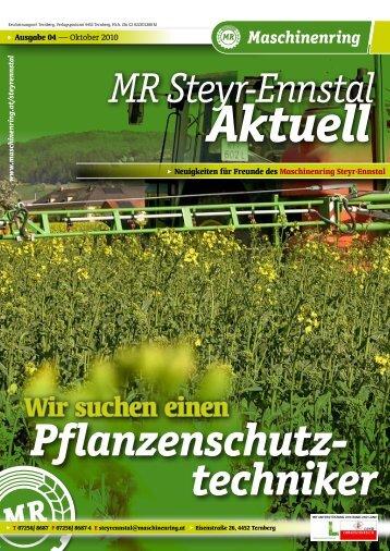 Forstpflanzen - Maschinenring