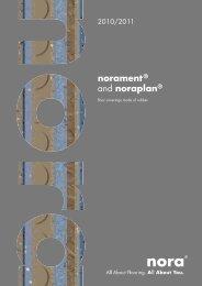 nora - RIBA Product Selector