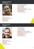 Das DLV-Team für die Leichtathletik-EM 2018 in Berlin - Page 7