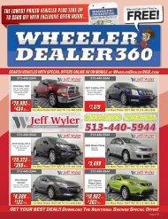 Wheeler Dealer 360 Issue 31, 2018