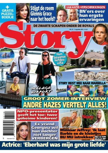 Story 31 cover