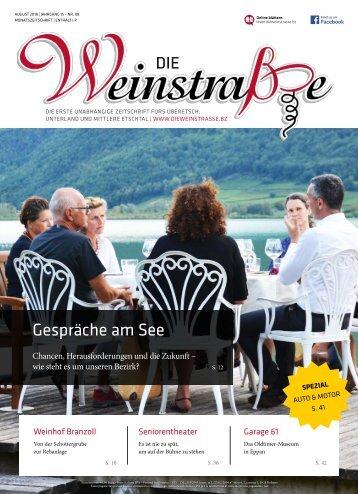 Die Weinstraße - August 2018