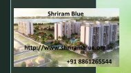 Shriram Blue @ shriramblue.org.in