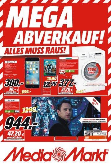 Media Markt Plauen - 02.08.2018