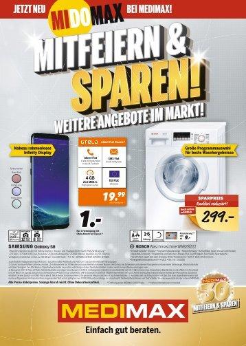 Medimax Lichtenau - 04.08.2018 (Chemnitz/Mittweida)