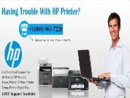 HP Support Number 1-888-963-7228, HP printer photosmart 5520 fix.output