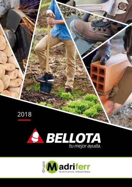 35 mm Bellota 4655-35 Form/ón Mango Bimaterial 35MM