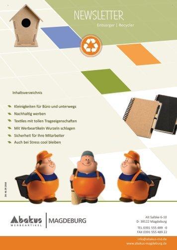 Entsorger | Recycler