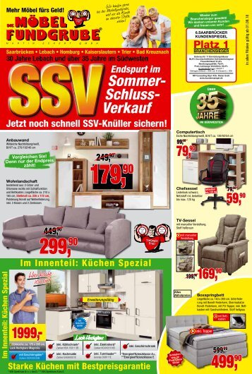 Die Möbelfundgrube - KW31