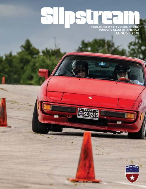 Slipstream - August 2018