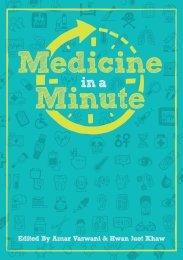 Medicine in a Minute_Sample