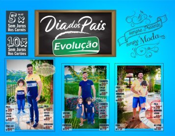 Dia dos Pais - Evolução