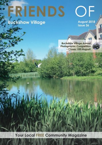 Issue 36 -  Friends of Buckshaw Village