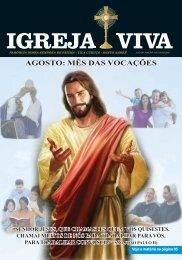 Revista Igreja Viva_Agosto 2018