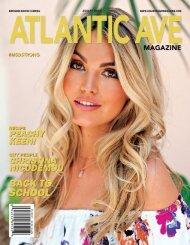 Atlantic Ave Magazine August 2018