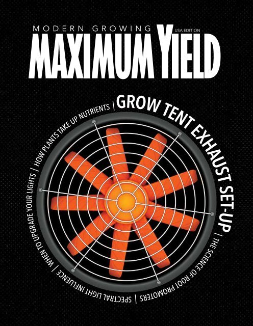 Maximum Yield Usa August 2017