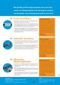 Optiflex-prOfix Freier Durchfluss mit schnellem ... - R. Nussbaum AG - Seite 2
