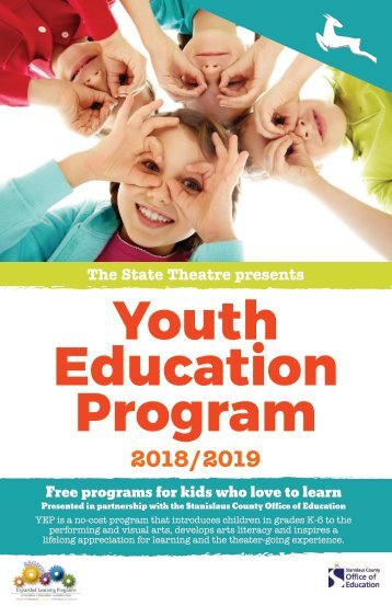 youth ed brochure 2018 .19