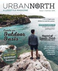 Urban North - Vol. 1