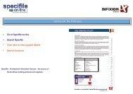 Norcros SA - TAL Profix Plus - Specifile on-line