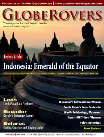 Globerovers Magazine July 2018