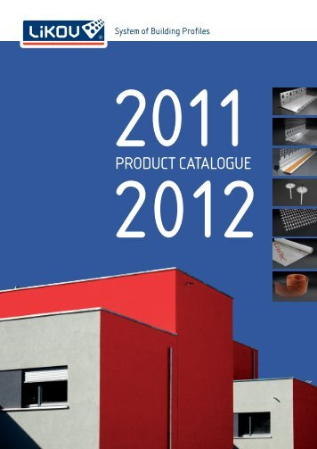 PRODUCT CATALOGUE - LIKOV