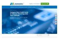 islamic credit card in pakistan
