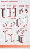Bauteile für Ofenhülle - Rath - Seite 3