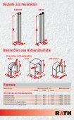 Bauteile für Ofenhülle - Rath - Seite 5