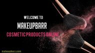 Where to Buy Best Beauty Products Online in India