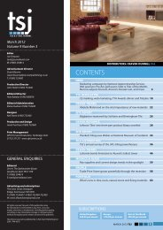 Download TSJ March 2012 - Tile and Stone Journal