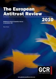 Antitrust Compliance: The Effects of Perceived ... - Mayer Brown