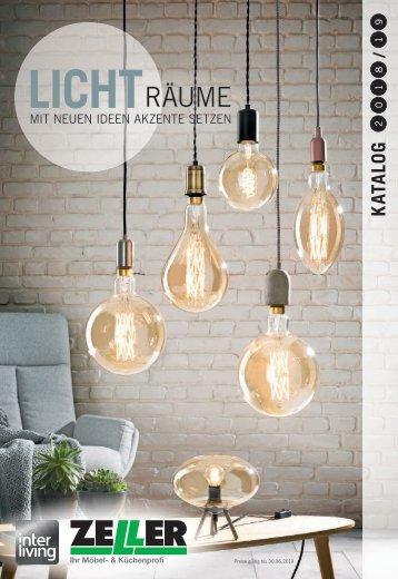 Lichträume Katalog 2018/2019