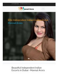 Indian Escort Service in Dubai +971589632038 Independent Escorts in Dubai