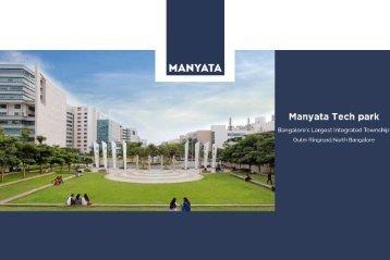 Manyata Tech Park, Bangalore