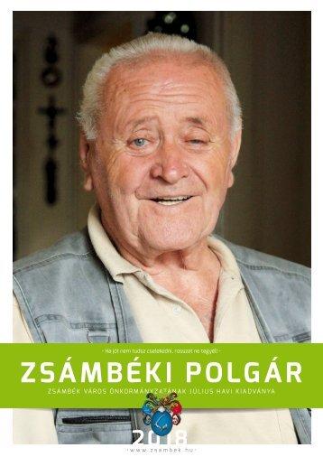 Zsámbéki Polgár - 2018. augusztus