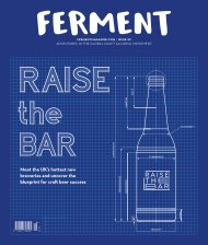 Ferment Issue 29 // Raise The Bar
