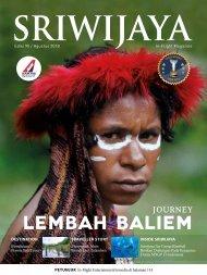 Sriwijaya Inflight Magazine Agustus 2018