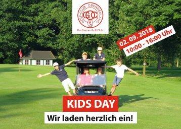 KidsDay - Flyer