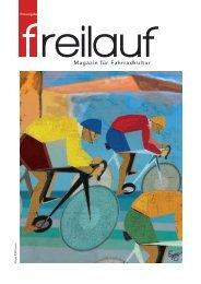 FREILAUF - Magazin für Fahrradkultur - Ausgabe 2018