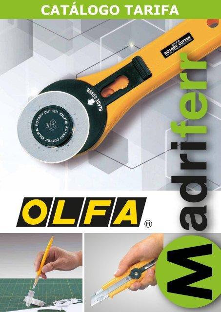 Olfa SWB-1 Cuchilla de sierra con dentado japon/és de 100x18x0,45 mm para c/úter CS-2.